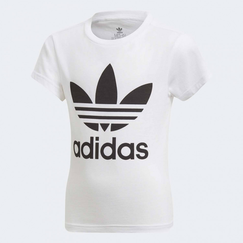 adidas Originals Kid's Trefoil Tee