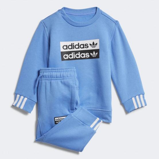 adidas Originals Crew Sweatshirt Set - Παιδικό Σετ