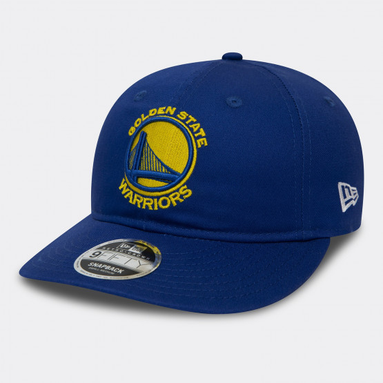 New Era Stretch Snap 9Fifty Golden State Warriors