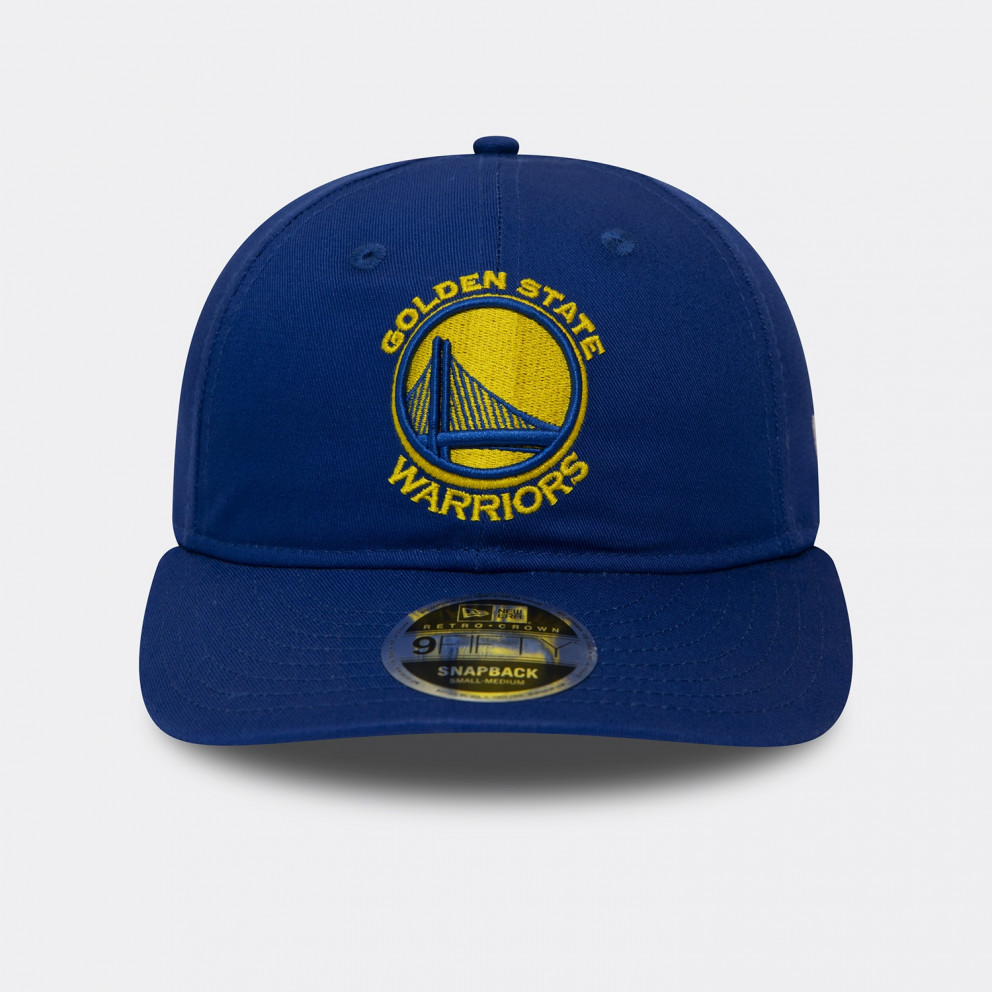 New Era Stretch Snap 9Fifty Golden State Warriors
