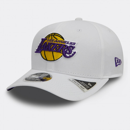 New Era Stretch Snap 9Fifty Los Angeles Lakers
