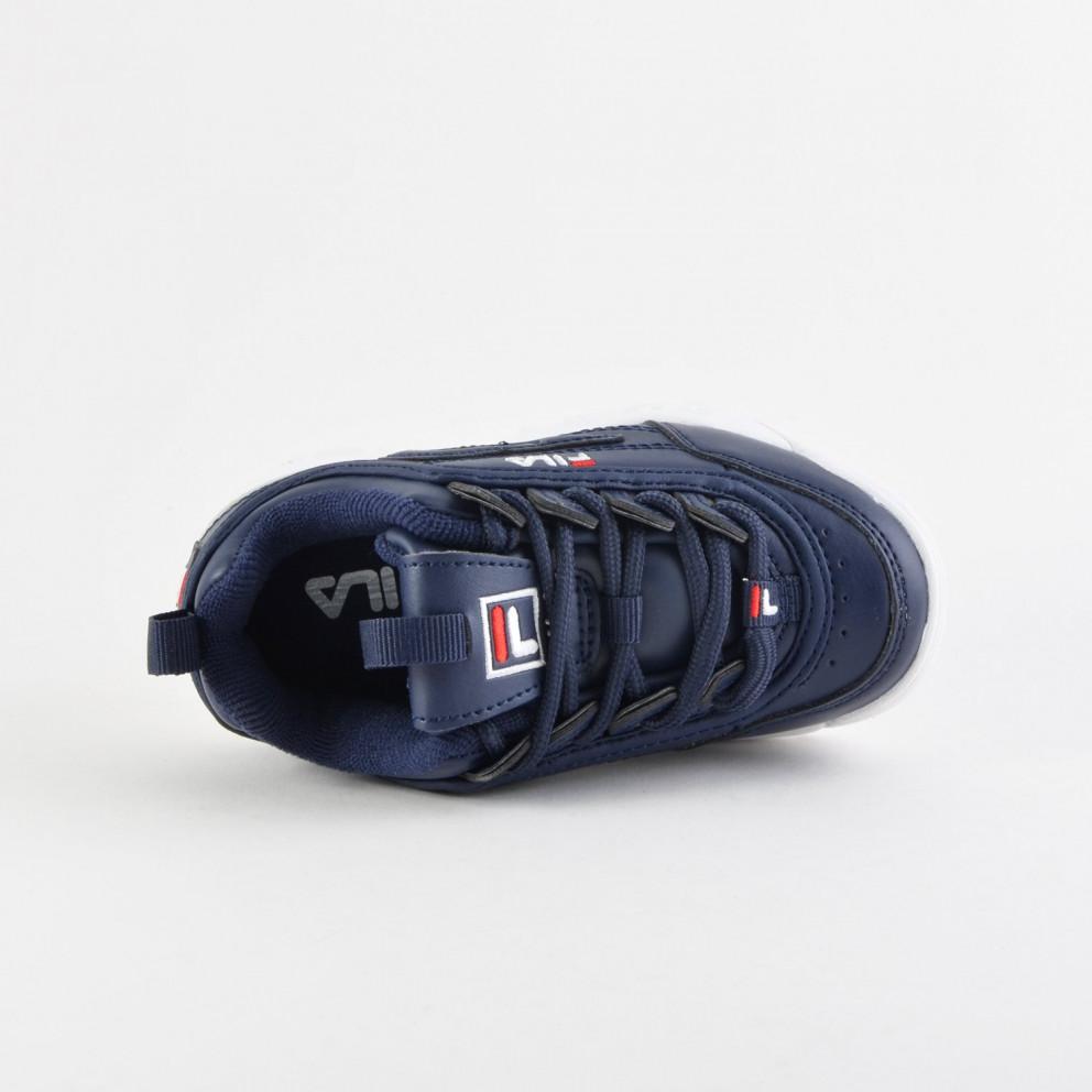 Fila Heritage Disruptor Shoes For Infants