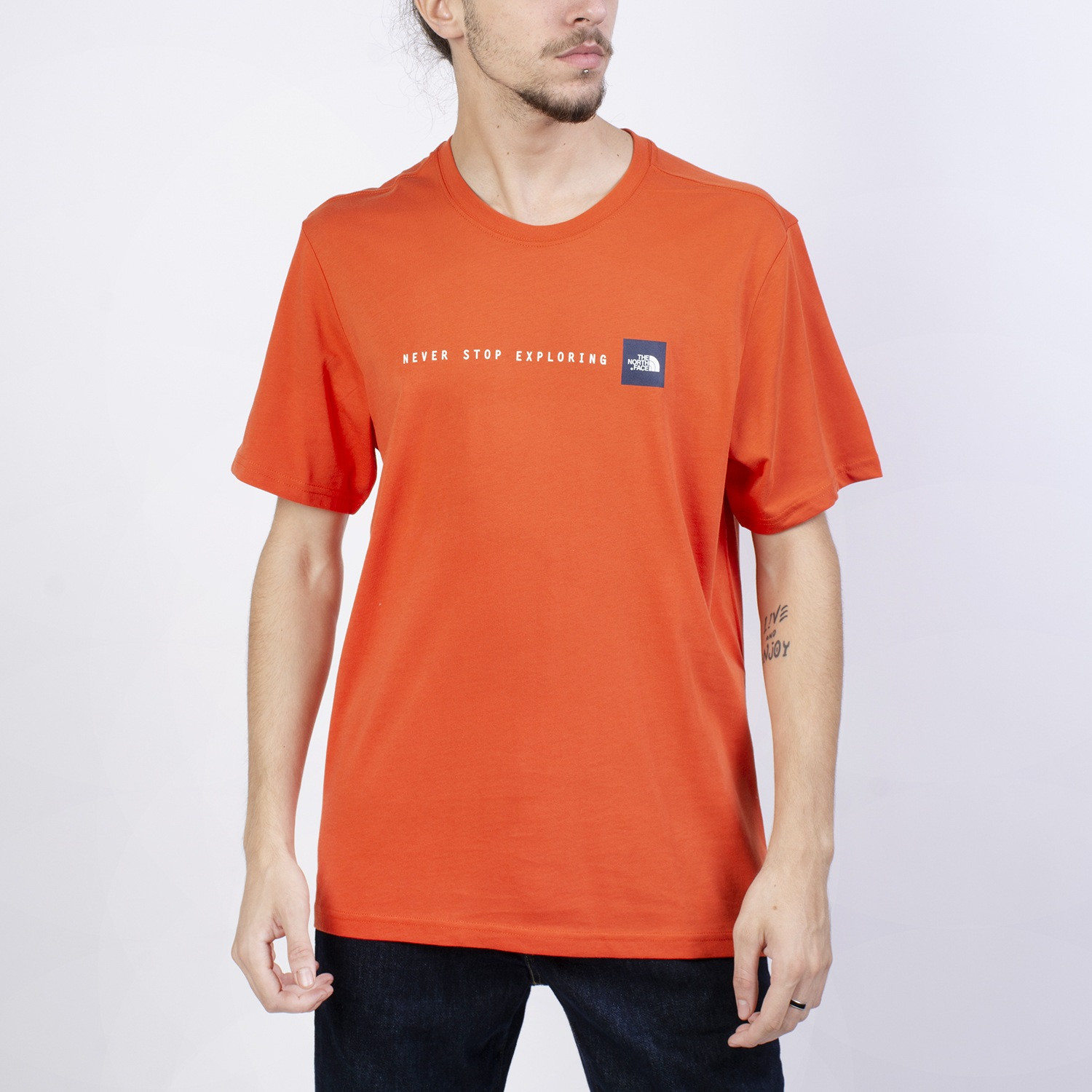 The North Face NSE Tee - Ανδρικό T-shirt (9000036567_41108)