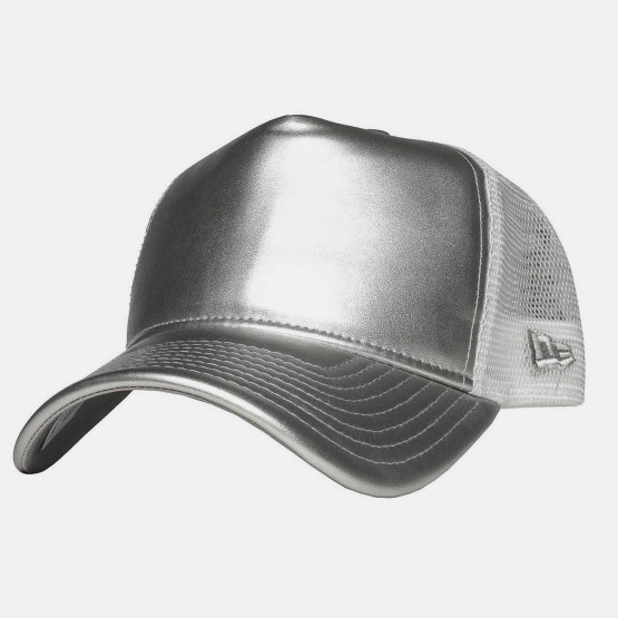 NEW ERA WMN METALLIC TRUCKER