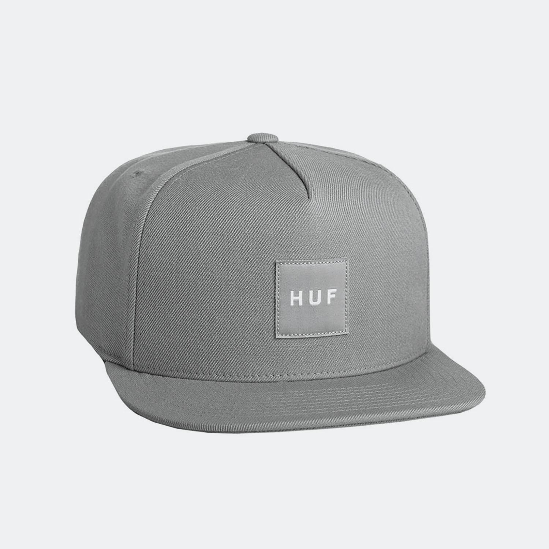 Huf 1 BOX LOGO SNAPBACK (3083200678_27548)