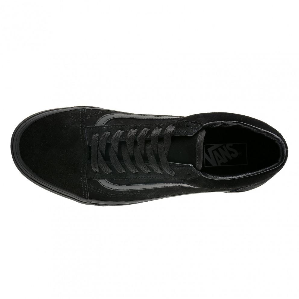 Vans Ua Old Skool (Suede) Black/b