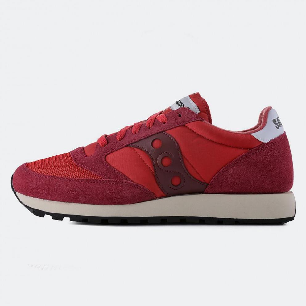 SAUCONY JAZZ ORIGINAL VINTAGE SNEAKERS IN RED S70368 6 RED