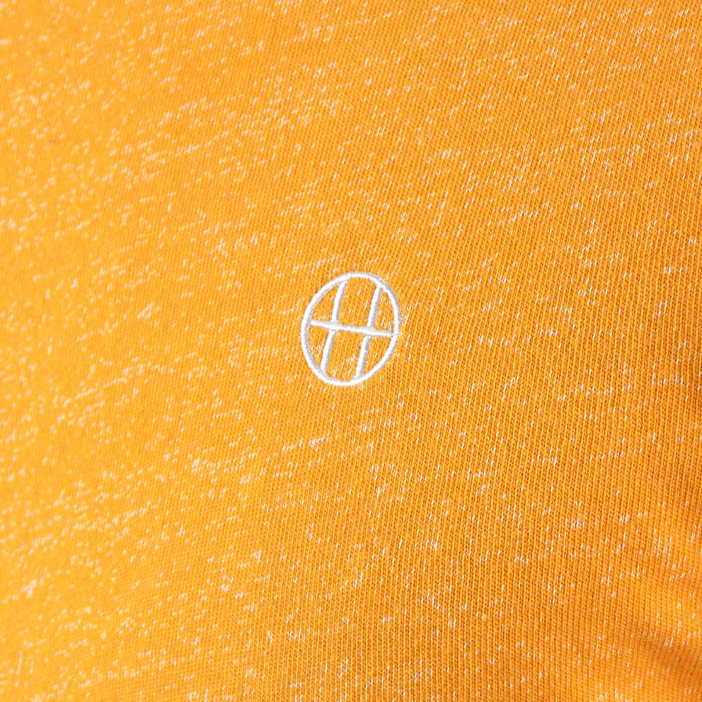 Huf 1 Heather Emb Circle H S/s Tee