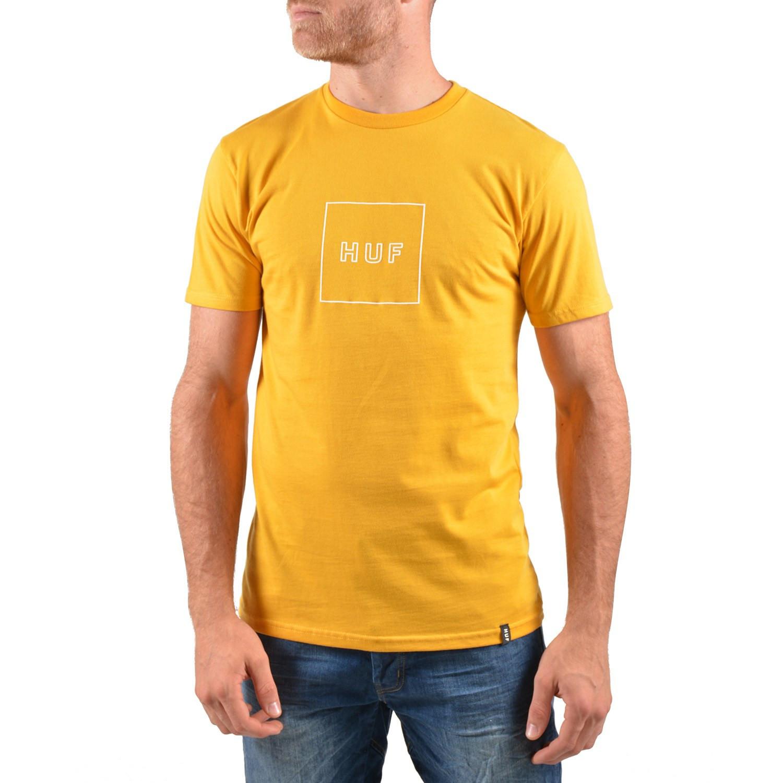 Huf 1 BOX LOGO PUFF S/S TEE (20804110632_27553)