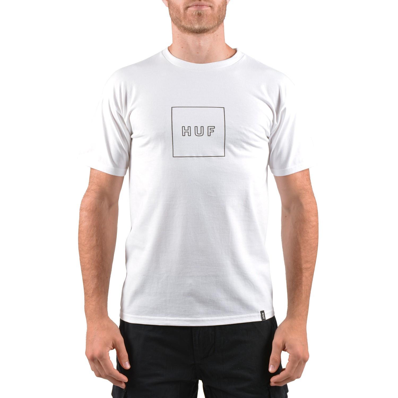 Huf 1 BOX LOGO PUFF S/S TEE (20804110634_1539)