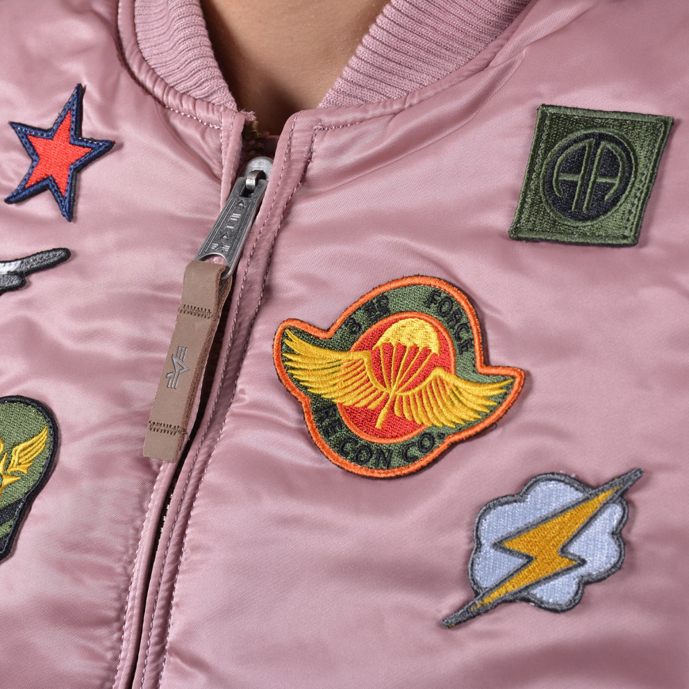 Alpha Industries Ma-1 Vf Patch