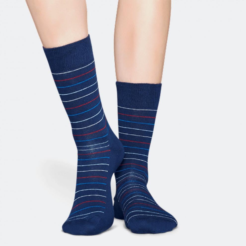 Happy Socks Thin Stripe | Unisex Κάλτσες