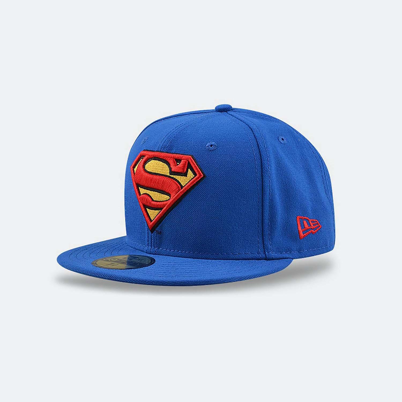 New Era Character Basic Superman Blue/ Καπελλο (3083210089_7184) - NEW ERA -