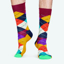 Happy Socks Argyle - Unisex Κάλτσες