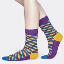 Happy Socks Filled Optic - Unisex Κάλτσες