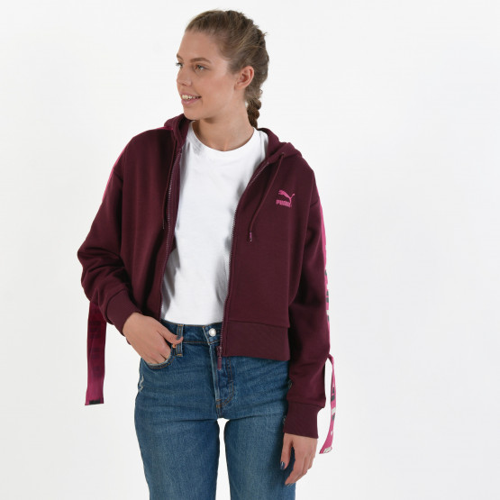 Puma Revolt Hooded Track Jacket - Γυναικεία Ζακέτα
