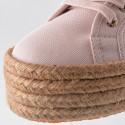 Superga 2790 Cotropew - Platform Women's Shoes