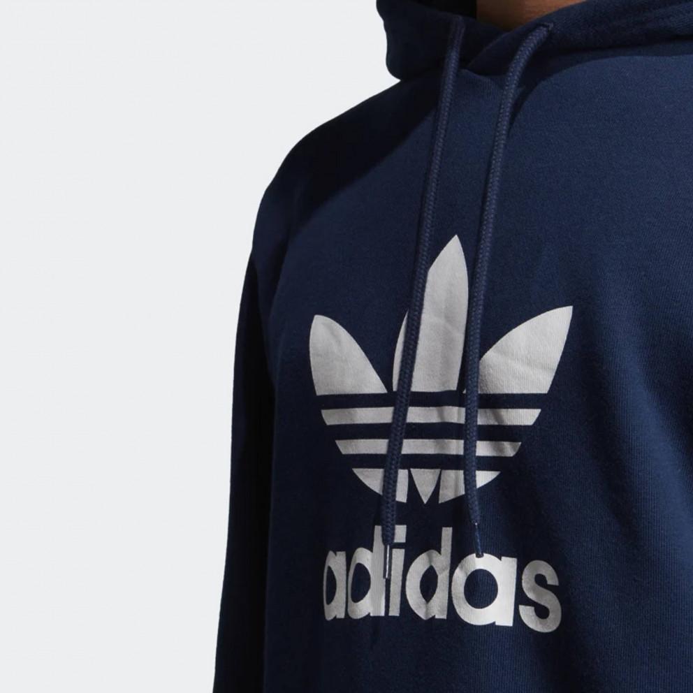 adidas Originals Trefoil Ανδρική Μπλούζα με Κουκούλα