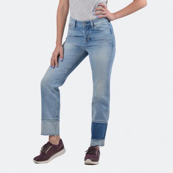 Tommy Jeans Patch Slim Fit Women's Jeans (Length 32L)