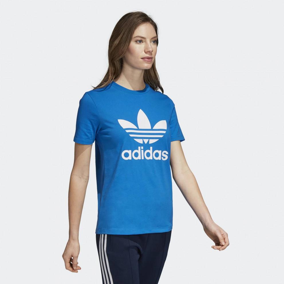 adidas Originals Trefoil Tee - Γυναικείο Μπλουζάκι