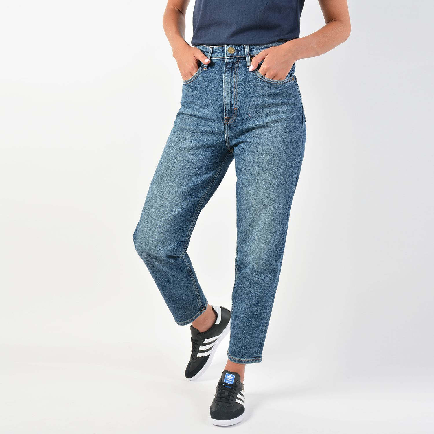 Tommy Jeans 2004 High Rise Tapered Jeans (9000036400_41069)