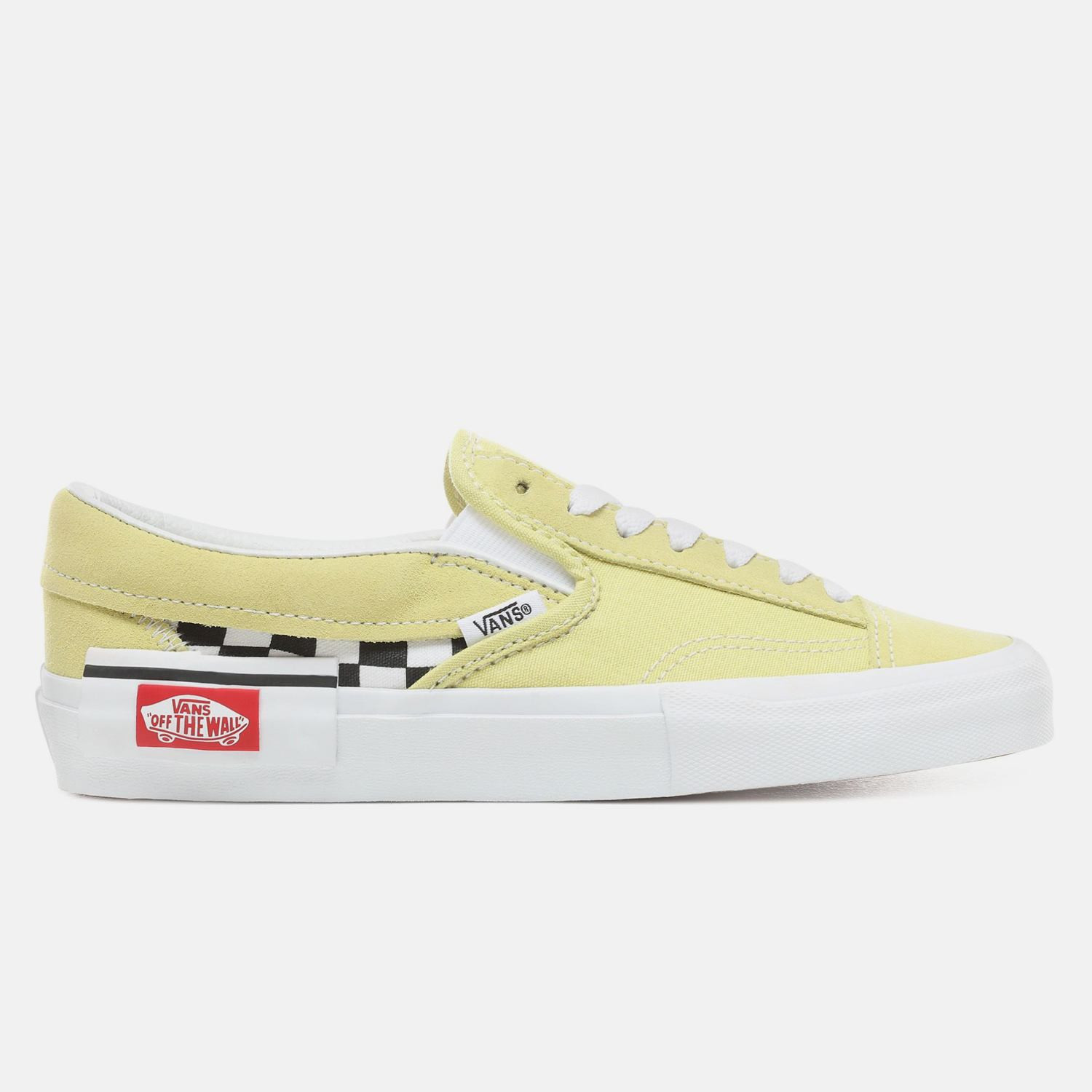 Vans Checkerboard Slip-On Cap Deconstructed - Γυναικεία Παπούτσια (9000026991_32921)