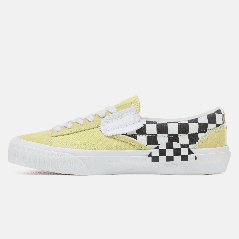 Vans Checkerboard Slip-On Cap Deconstructed - Γυναικεία Παπούτσια