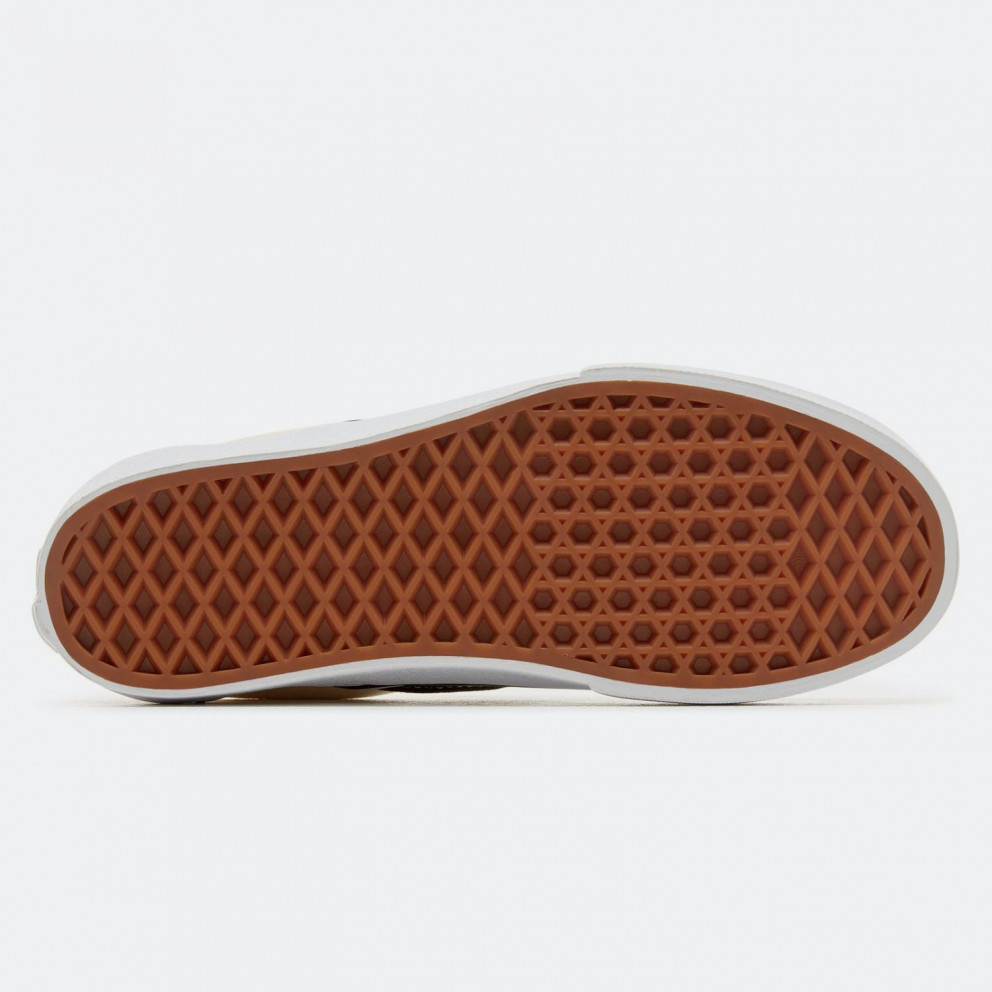 Vans Checkerboard Classic Slip-On  Γυναικεία Platforms Παπούτσια