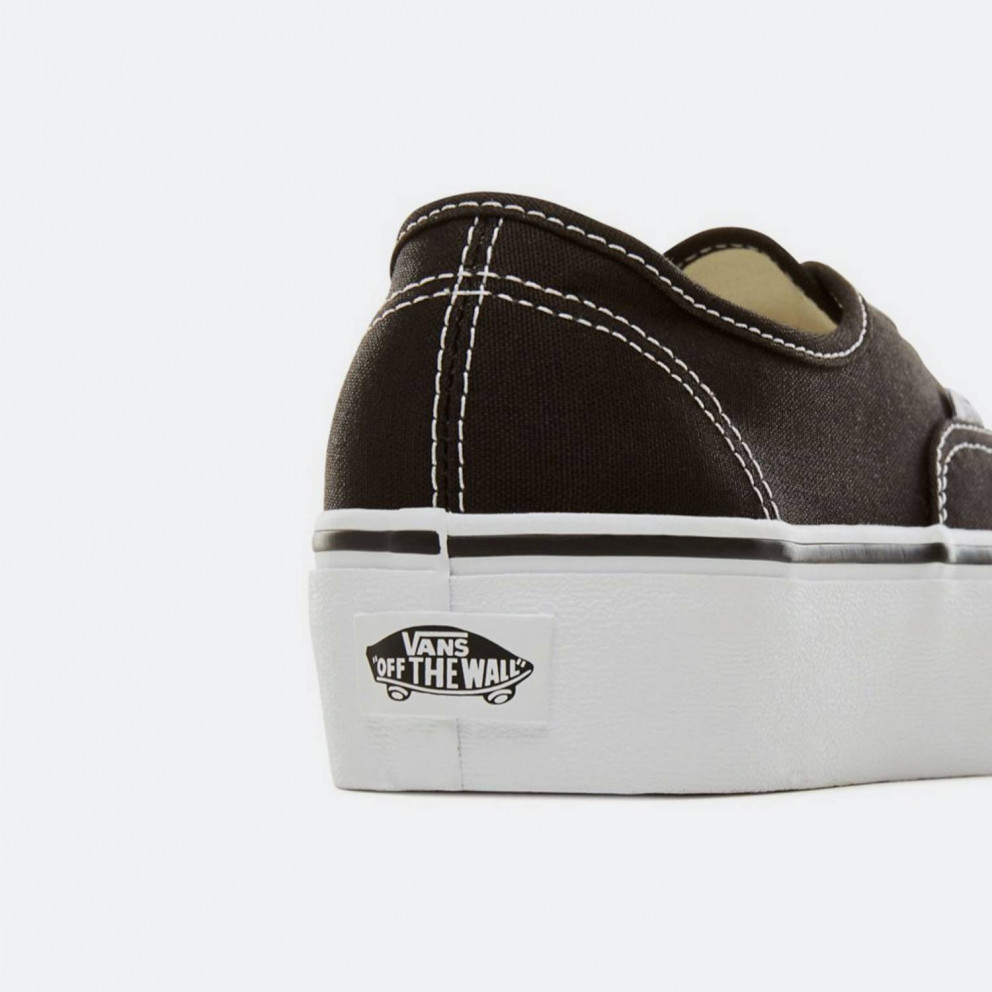 Vans Authentic Women's Platform Shoes
