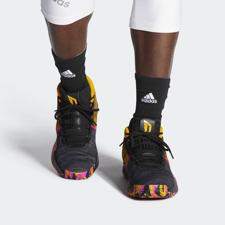 adidas Dame 5 - Ανδρικά Μπασκετικά Παπούτσια (9000031873_39527)