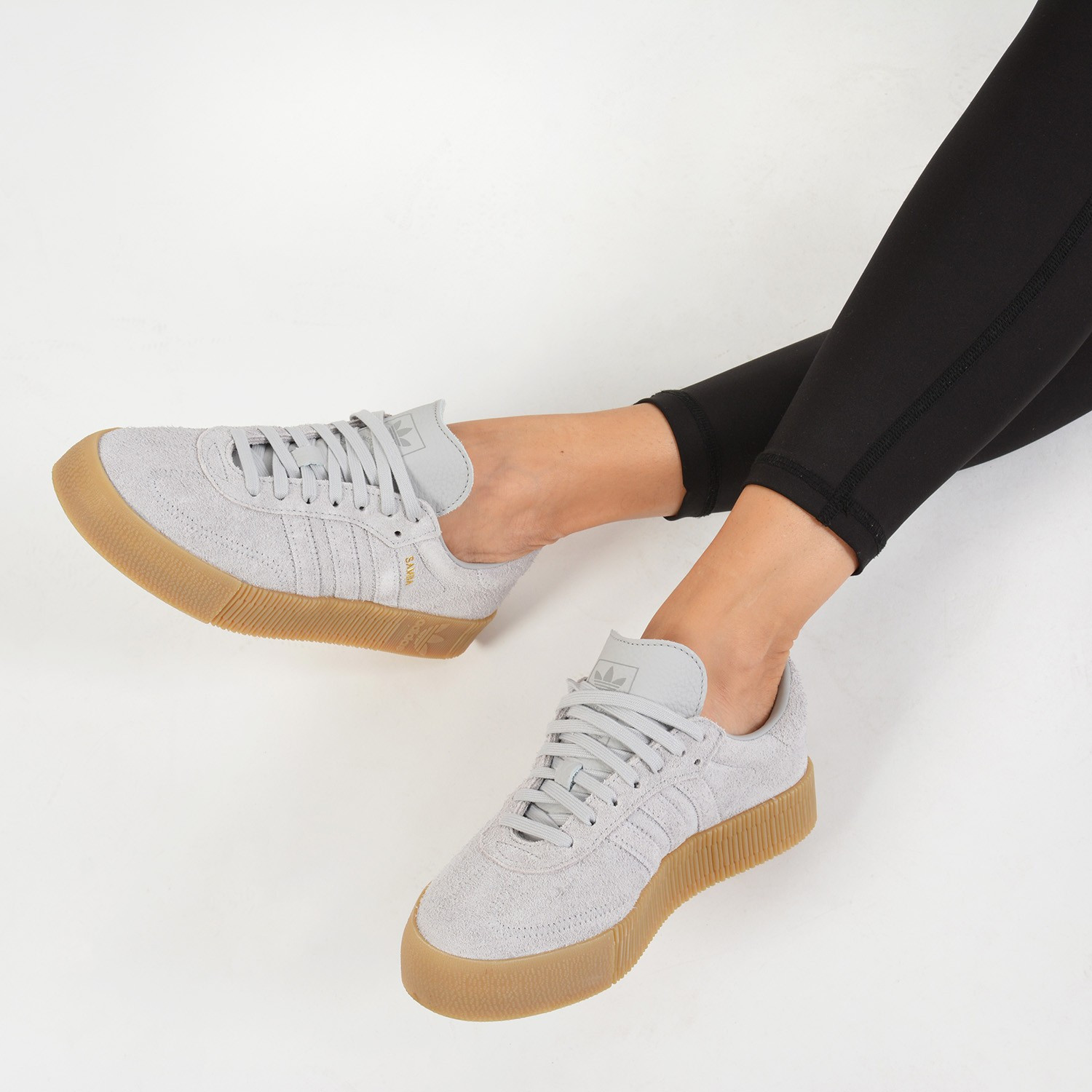 Γυναικεία παπούτσια adidas Originals Sambarose Platform Shoes (9000012414_33929) | My Lady Shoes