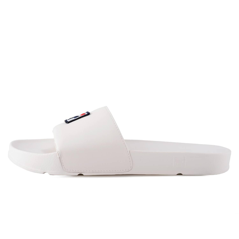 Fila Heritage Drifter Box   Men's Slides