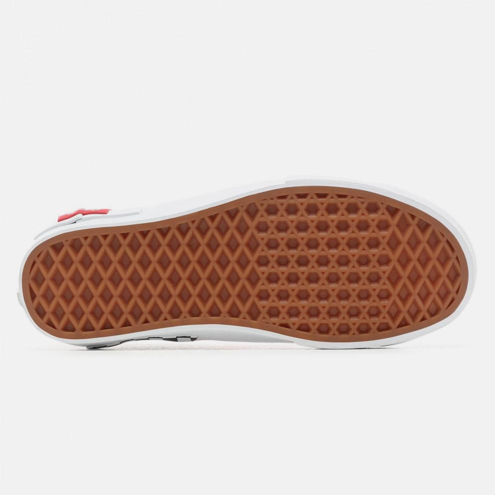 Vans Checkerboard Slip-On Cap Deconstructed Women'S Shoes