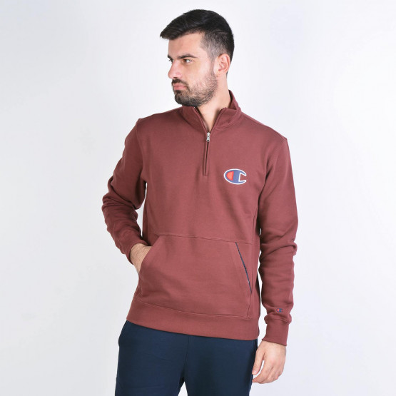 Champion Rochester Half Zip Sweatshirt
