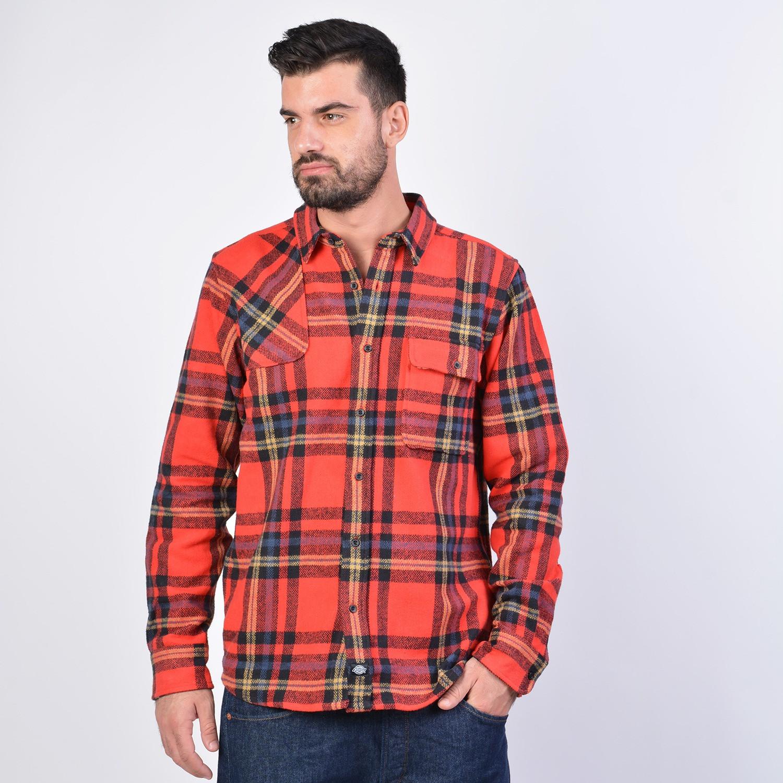 Dickies Prestonburg Men's Shirt - Ανδρικό Πουκάμισο (9000040680_1634)
