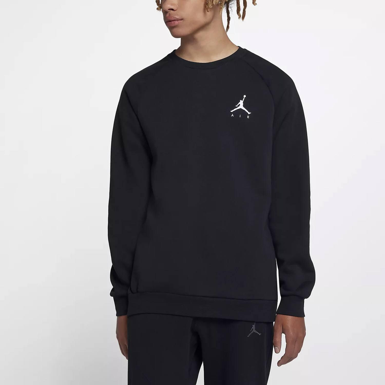 estilo atractivo última moda mejor selección de Jordan Jumpman Air Men's Fleece Crew | Sneaker10