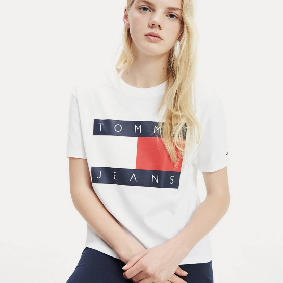 Tommy Jeans TOMMY FLAG TEE
