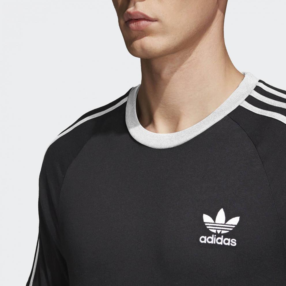adidas Original 3-Stripes Ανδρικό T-Shirt