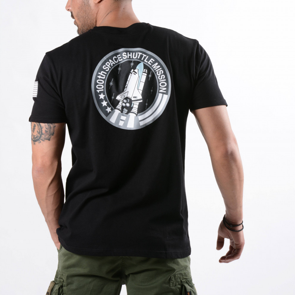 Alpha Industries Space Shuttle Men's T-Shirt
