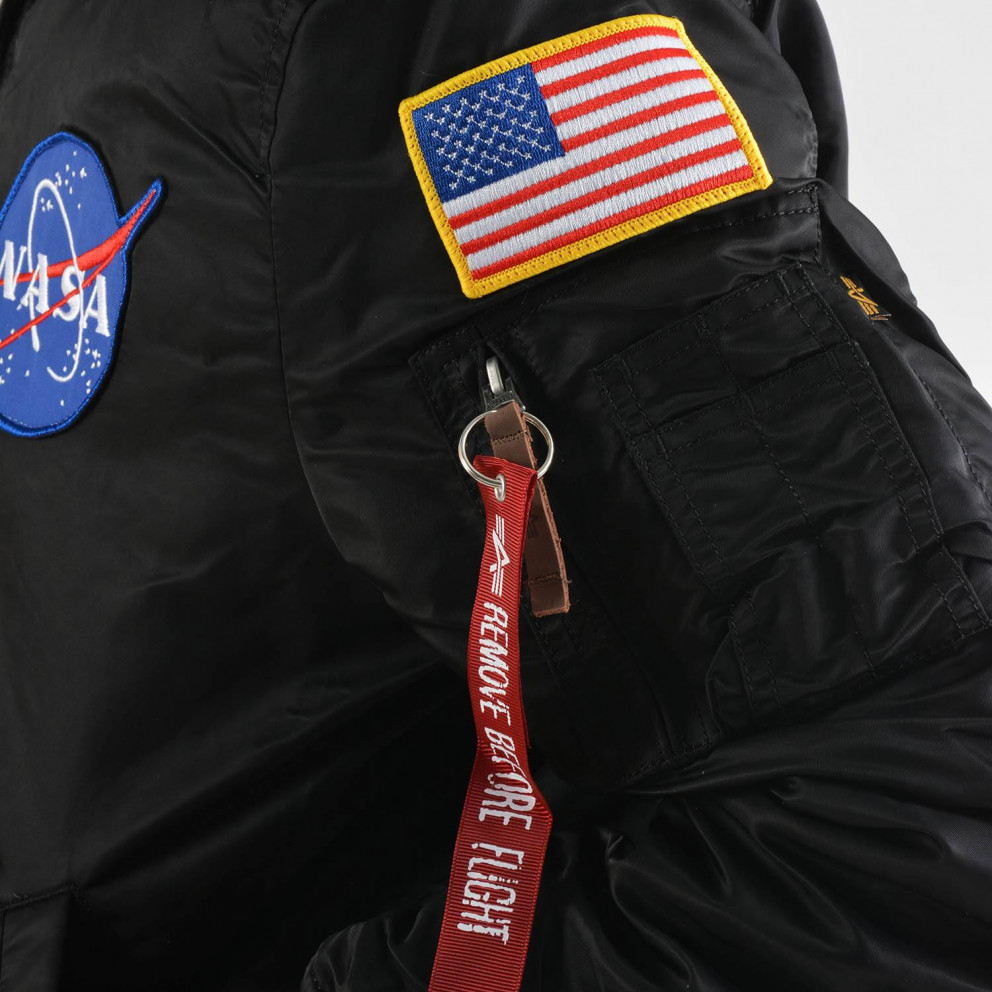Alpha Industries Ma-1 Vf Nasa
