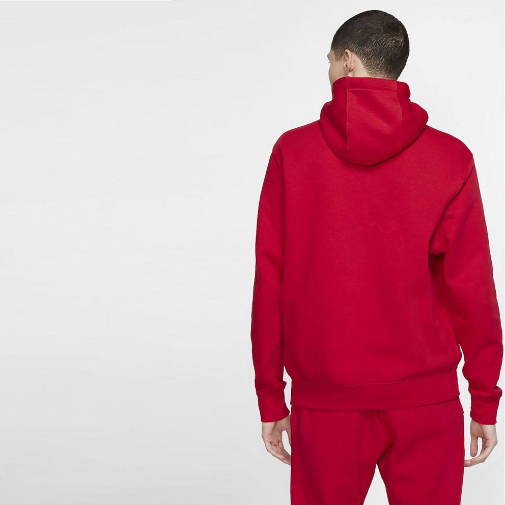 Nike Sportswear Club Ανδρική Μπλούζα με Κουκούλα