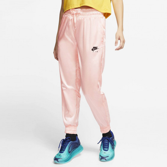 Nike Air Women's Satin Tracksuit Bottoms - Γυναικείο Παντελόνι