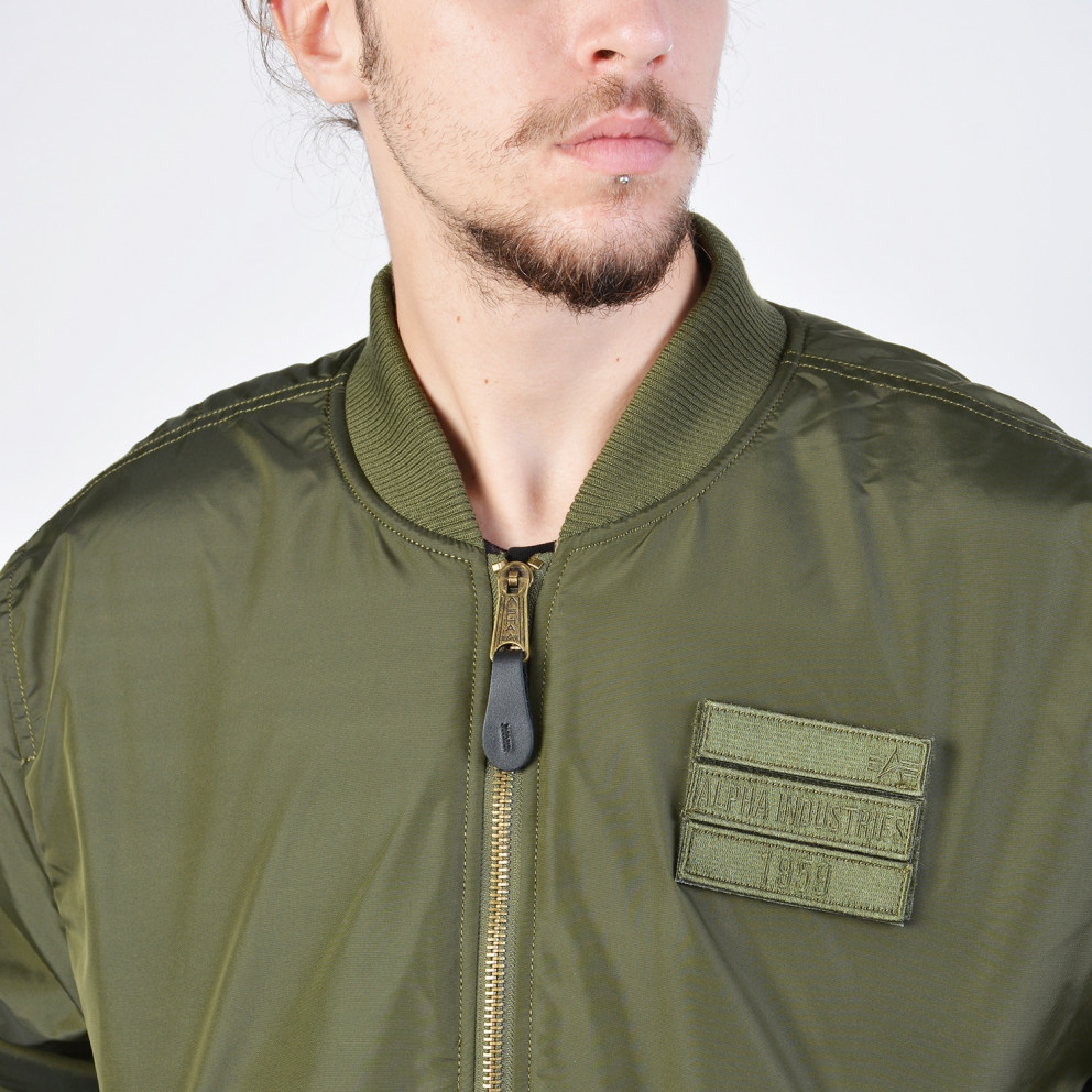 Alpha Industries MA-1 FLC Rev
