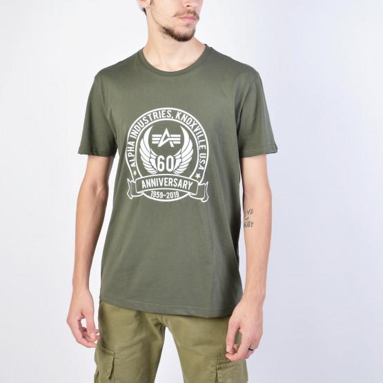 Alpha Industries Anniversary Men's Tee - Ανδρική Μπλούζα