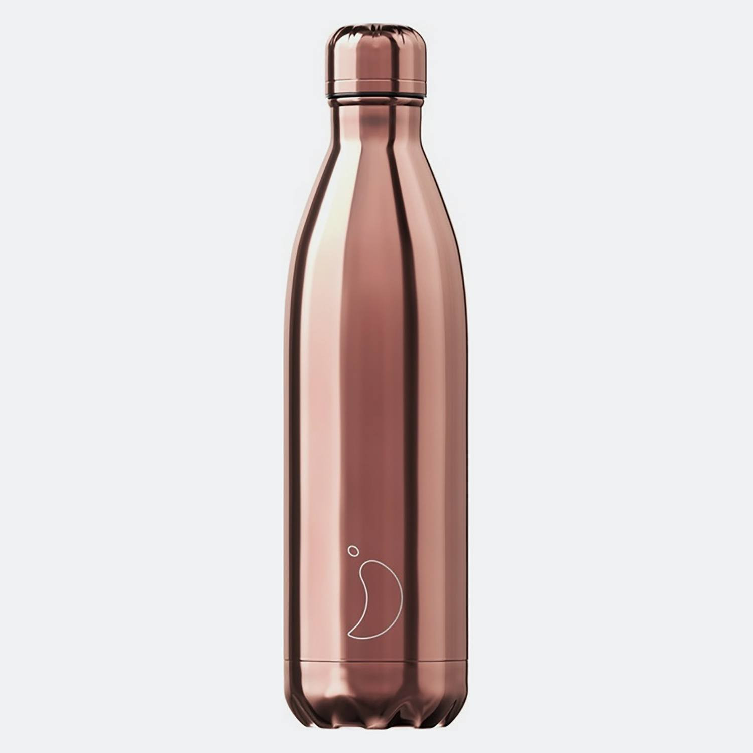 Chilly's Metal Chrome Rose Gold 750ml