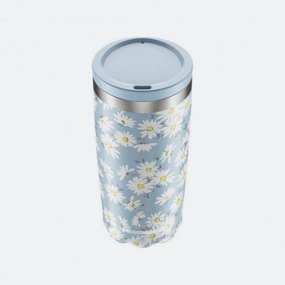 Chilly's Coffee Cup Floral Daisy 500ml