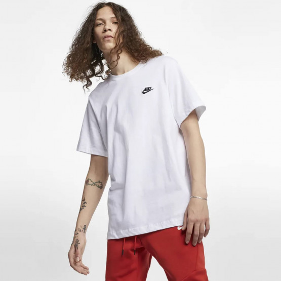 Nike Club Embroidered Tee