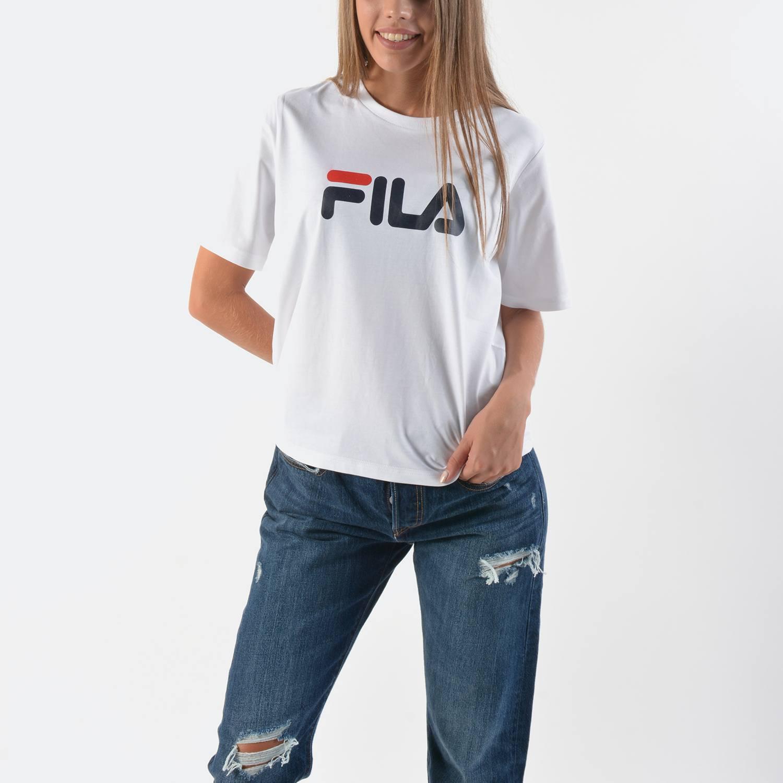 Fila Heritage Miss Eagle Tee Γυναικεία Μπλούζα WHITE