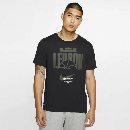 Nike Lebron James Men's Dri-FIT Tee Ball