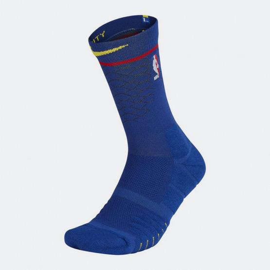 Nike NBA Golden State Warriors City Edition Elite Quick | Unisex Socks